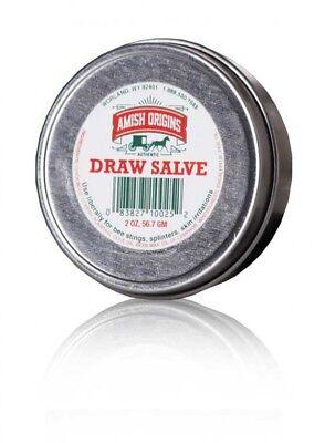 Draw Salve Amish Origins 2 Oz