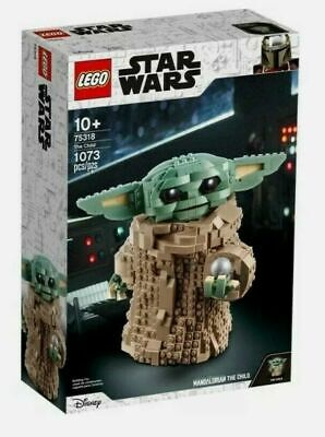 2 LEGO Star Wars: The Mandalorian The Child 75318 EXCLUSIVE PREORDER CONFIRMED