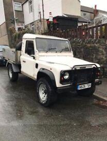 Land Rover defender 300 tdi pickup