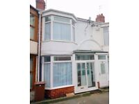 To Let @450 PCM 2 Bed Terrace House Jesmond Gardens HU93DG.
