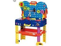 Diseney toy work bench