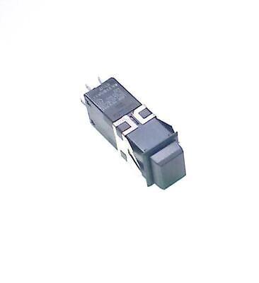 New Micro Switch 4a11bga11 Black Momentary Raised Head Pushbutton