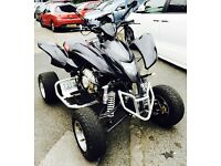 2009 QUADZILLA DINLI 450cc ROAD LEGAL QUAD BIKE BARGAIN