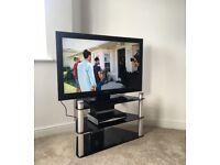 40 inch SONY BRAVO PLASMA TV WITH BLACK STAND