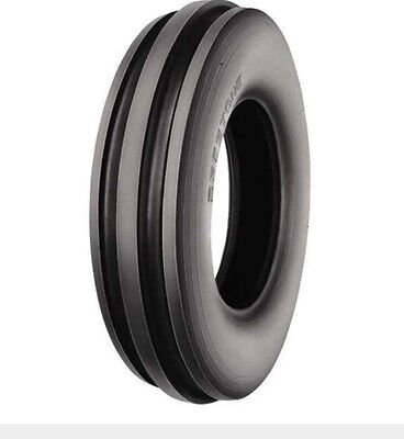 Two 400x8 4.00-8 Front 3 Rib Garden Cub Cadet Easy Steer Tractor Tires