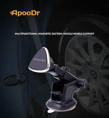 ApooDr Universal Cell Phone GPS Mobile Car Magnetic  Mount Holder Best
