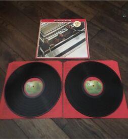 The Beatles 1962-1966 Red Album Vinyl 2LP