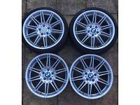 BMW alloy wheels. 19 inch MV4