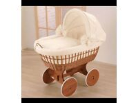 Leipold Moses basket