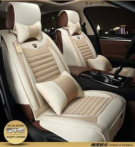 Car Seat Covers Universal Fit for 5 Seat Cars Premium PU Leather Padstow Bankstown Area Preview