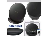 Samsung Convertible Fast charge Wireless Charging Pad