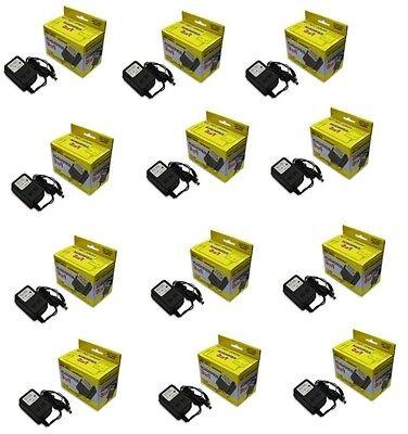 12 LOT NES SNES NINTENDO GENESIS 1 AC POWER ADAPTER NEW IN BOX