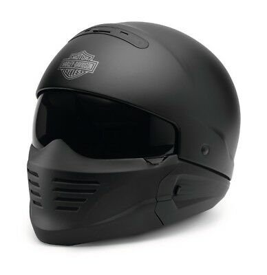HARLEY-DAVIDSON - PILOT II X04 2 in 1 HELMET OPEN FACE OR FULL MASK SCORPION EXO