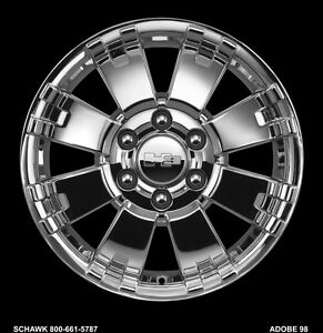 HUMMER-H3-18-x-7-5-GENUINE-GM-CHROME-ALLOY-MAG-WHEELS-X-4-PLUS-CAPS-17801493