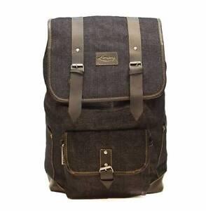 Malacca Rucksack Black Backpack Melbourne CBD Melbourne City Preview