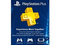 Playstation Network 15-month subscription digital code