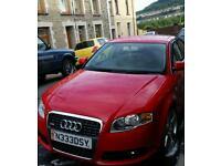 Audi a4 2.0 tdi 170bhp auto 75k sline
