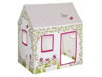 Habitat fabric Wendy house