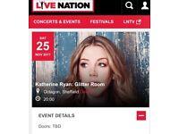 Katherine Ryan Tickets - Sheffield Octagon - Sat 25th Nov