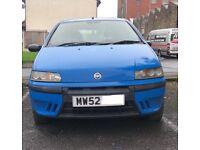Fiat, PUNTO, Hatchback, 2003, Manual, 1242 (cc), 3 doors