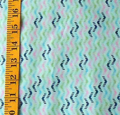 Fabric   Jo Ann Quilt Blocks  Garden Trellis  Multi Chevron 100  Cotton 1 25 Yd