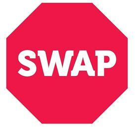 Swap.... IPad Air wifi and 3G. For a iPad mini 4.....