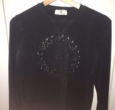 young versace boys long sleeve T Shirt 14-15 Yrs EXCELLENT CONDITION