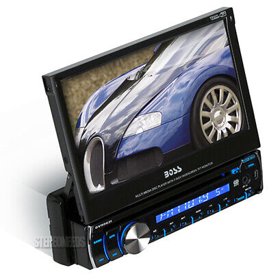 Ipod Player Controller - BOSS BV9982I INDASH CAR DVD/CD PLAYER 7 TOUCHSCREEN MONITOR USB/AUX iPOD CONTROL