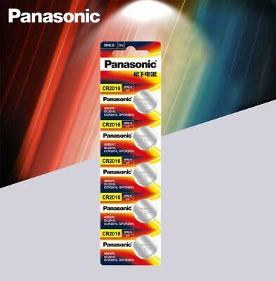 5pcs Panasonic CR 2032 Button 3V Cell Batteries For Watch Remote Control CR2032, usado comprar usado  Enviando para Brazil