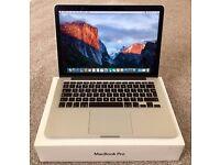 Apple macbook pro 13 inch 2014