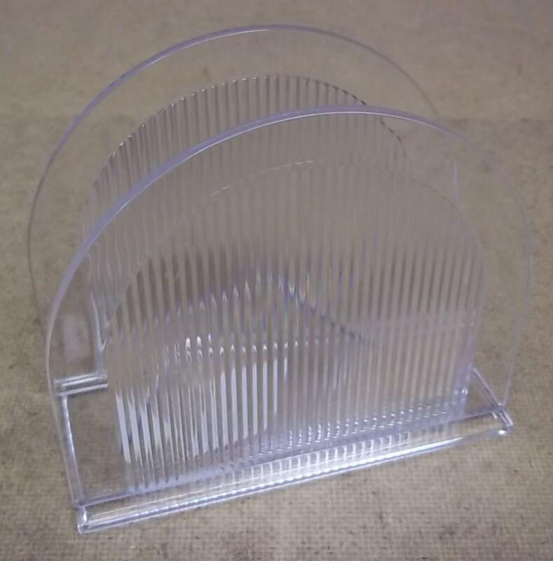 Novelty Crystal 301 Plastic Napkin Holders Lot of 125