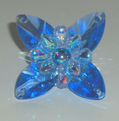 Austrian Crystal FLOWER - Collectible Figurine