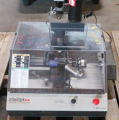 Intelitek Spectralight Benchtop Milling Machine Cnc
