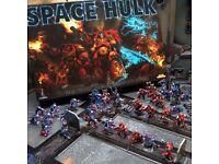 WANTED - Space Hulk Board Game (Warhammer) Cash Waiting