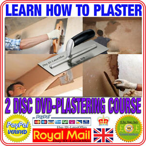 learn to plaster ndash -#main