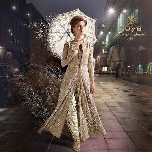 Bollywood Party wear Indian Designer  Anarkali Dress  Wedding Dress V 01
