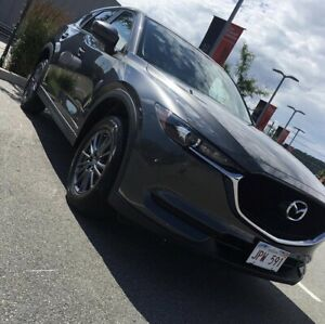 2017 Mazda CX-5 FWD with 25,000 Kms