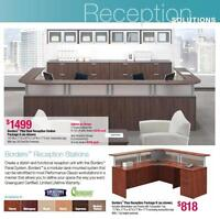 NEW -- Office Furniture Newfoundland  - Reception Desk