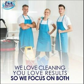 Domestic Cleaner Providing End of Tenancy Cleaning & Deep Cleaning Services