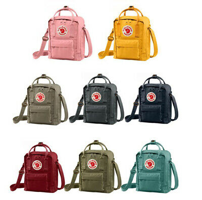 Fjallraven Kanken Sling Unisex Shoulder Bag Crossbody Bag Travel Waterproof 2.5L