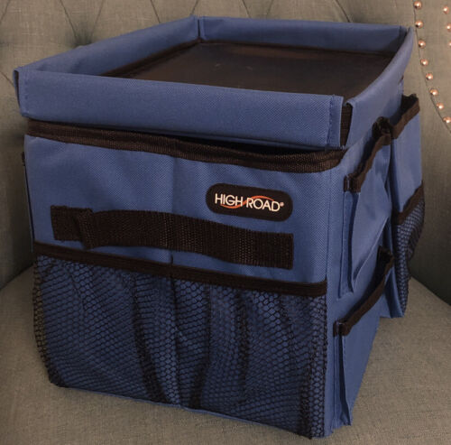 High Road Kids Back Seat Organizer With Flip Top/ Leakproof - $6.90