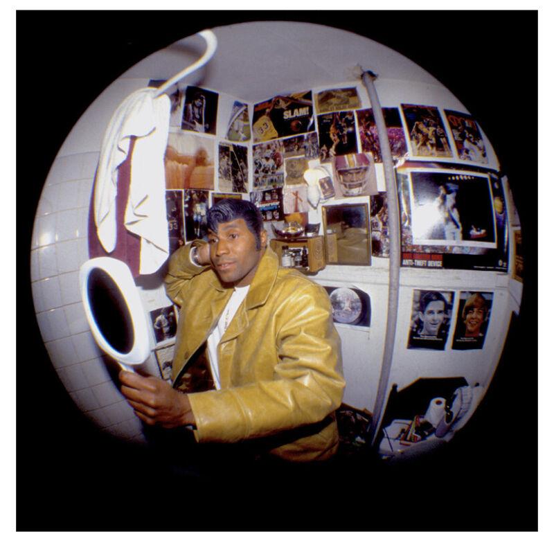 RICKY POWELL - Kool Keith Black Elvis Centrifugal Champipple Bubble #/50 w/ COA