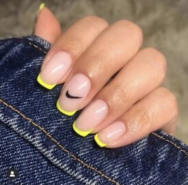 Mobile nail services. Manicure and Pedicure