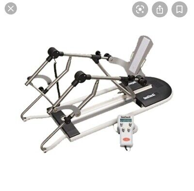 Optiflex 3 2090 Continuous Passive Motion Cpm Knee Machine With Soft Goods Kit.