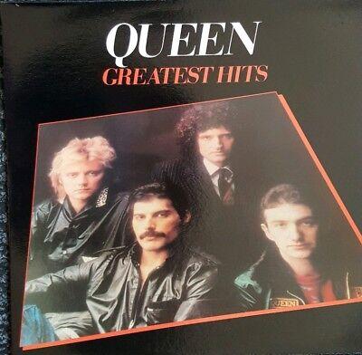 Queen Greatest Hits Vinyl LP. Brand New.