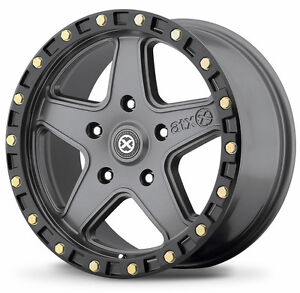 AMERICAN-RACING-17X8-5-ATX-RAVINE-ALLOY-MAG-WHEEL-4X4-LANDCRUISER-hilux-ford