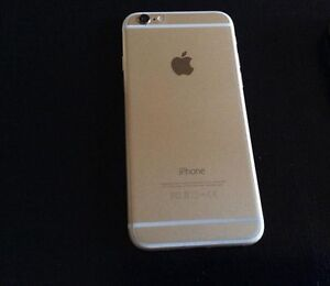 IPHONE 6 16GB GOLD LIKE NEW!!ABLE TO UNLOCK!!
