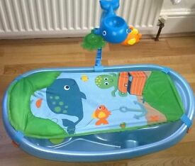 Summer infant ocean buddies bath tube - exclusive mother care