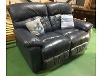 Recliner manual 2 Seater Sofa