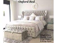 OXFORD BED FRAME